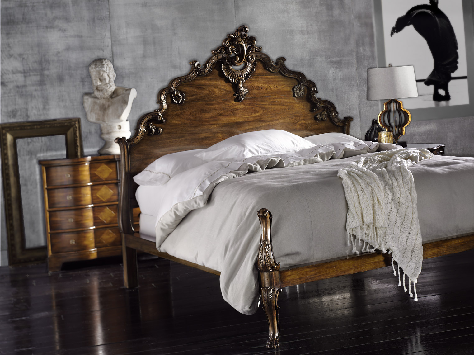 Delicieux Thomas And Gray Retail And Catalog Image Of Laureate Bedroom.